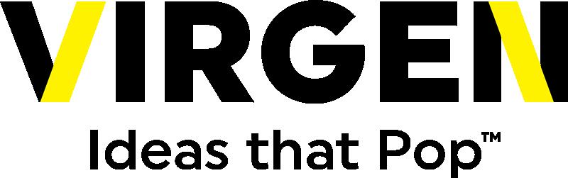 Virgen Logo - Footer